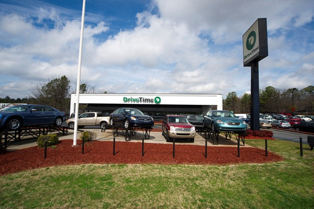 MEMORIAL DriveTime Dealership