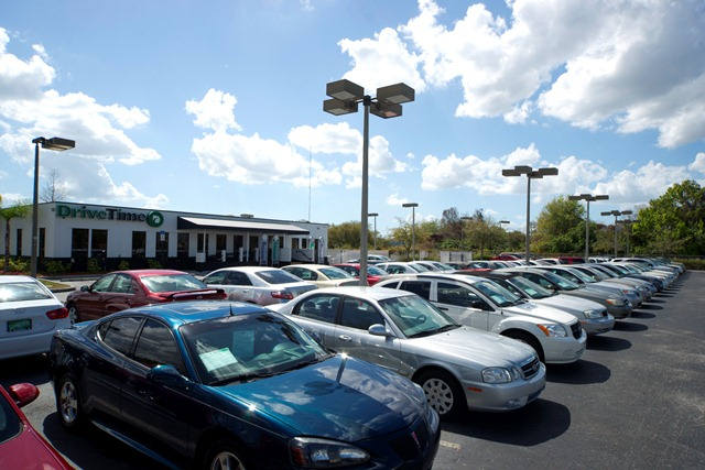 Buy Here Pay Here Tampa >> Tampa Used Car Dealerships | DriveTime Tampa 587