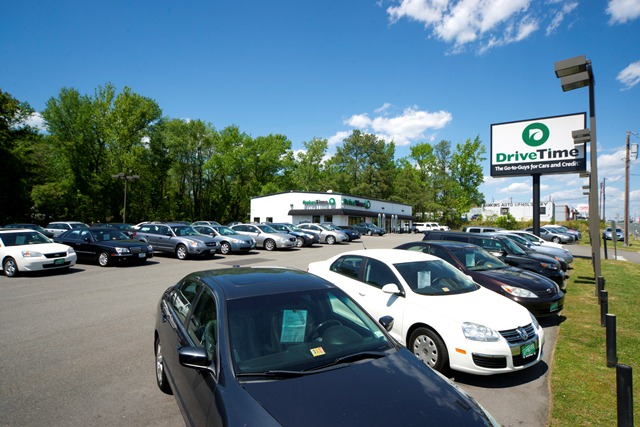 MECHANICSVILLE DriveTime Dealership