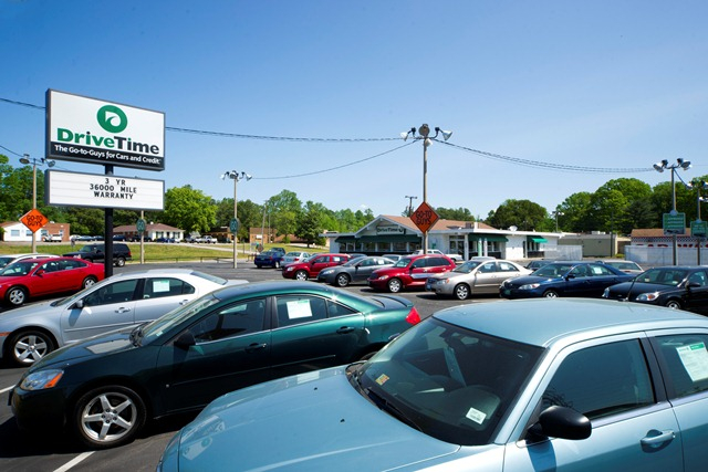 PETERSBURG DriveTime Dealership