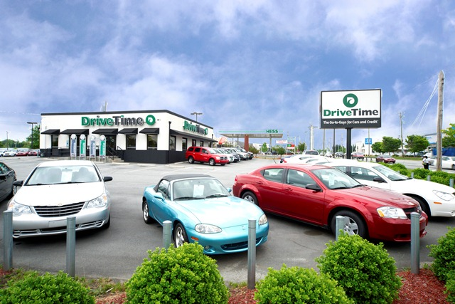 WEST 40 DriveTime Dealership