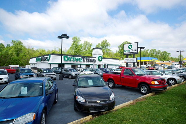 PETERS CREEK PARKWAY DriveTime Dealership