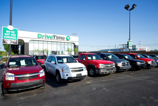 NE NASHVILLE DriveTime Dealership