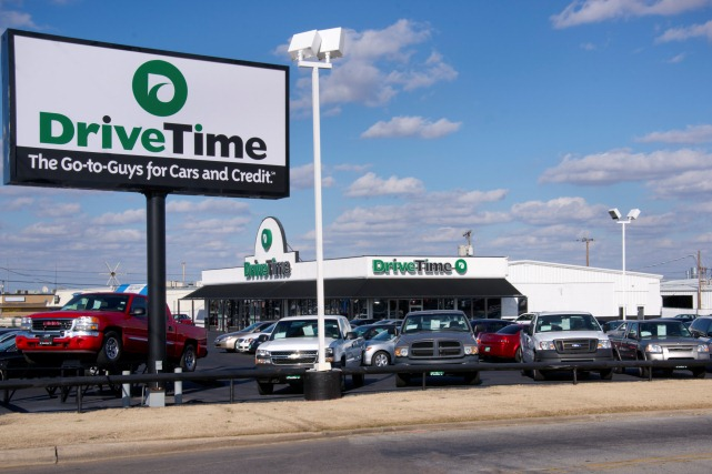 TULSA DriveTime Dealership