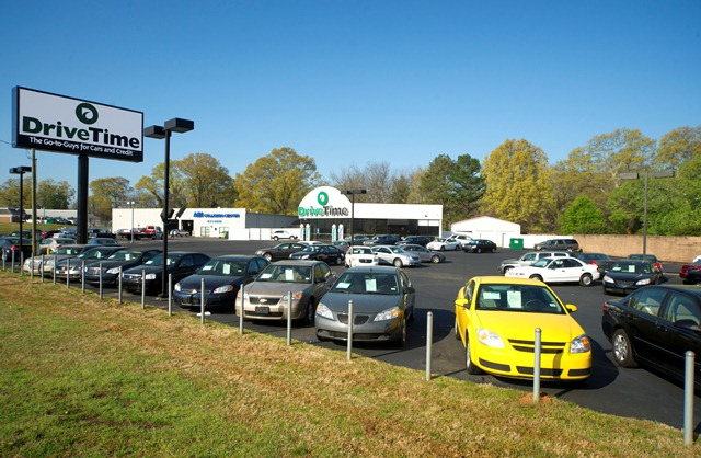 NORTH BIRMINGHAM DriveTime Dealership