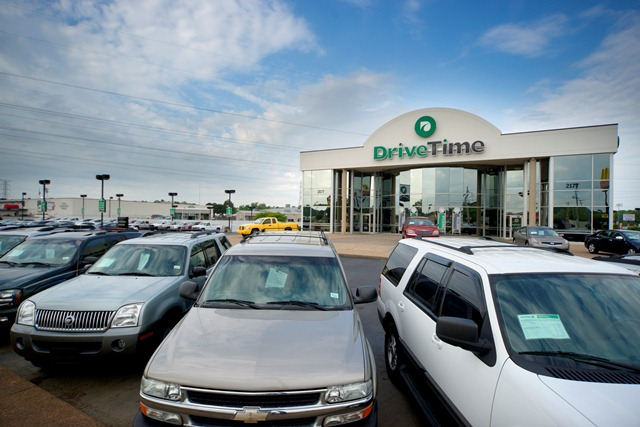 MEMPHIS-COVINGTON PIKE DriveTime Dealership
