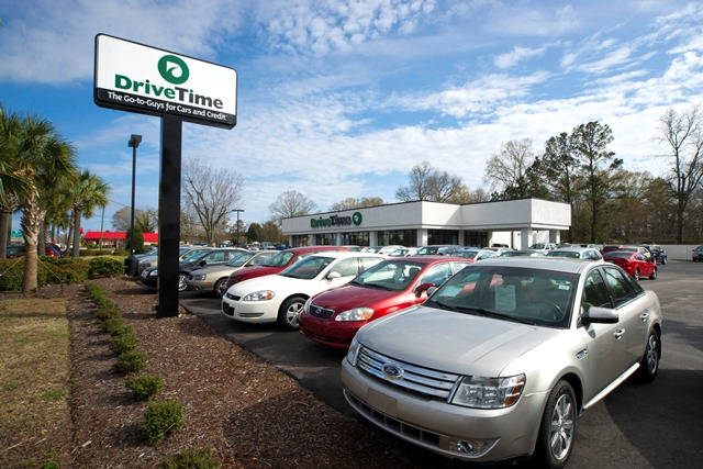 CHARLESTON DriveTime Dealership