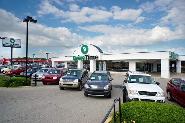 EAST INDIANAPOLIS DriveTime Dealership
