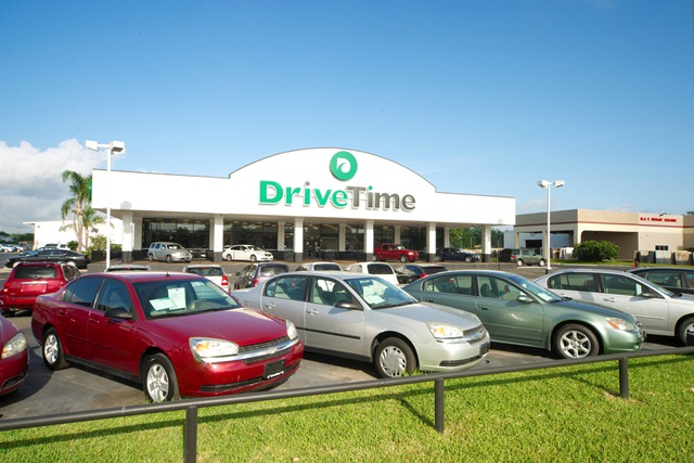 NORTH 45 DriveTime Dealership