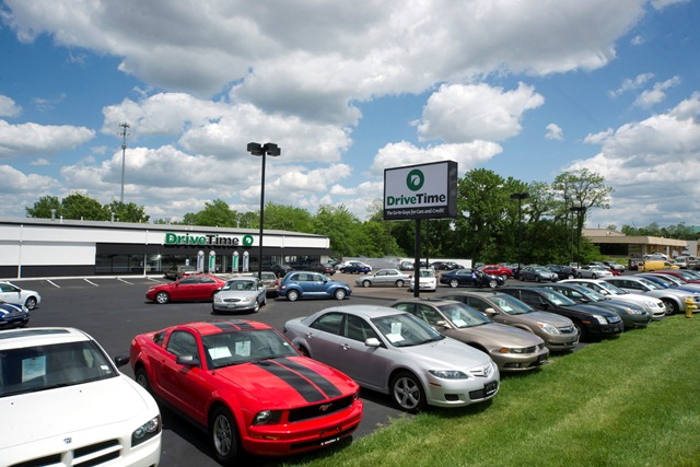 FAIRFIELD DriveTime Dealership
