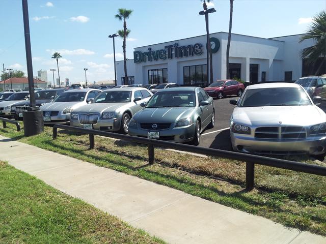 MCALLEN DriveTime Dealership