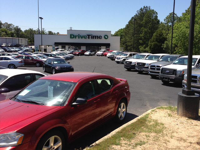 VETERAN'S PARKWAY DriveTime Dealership