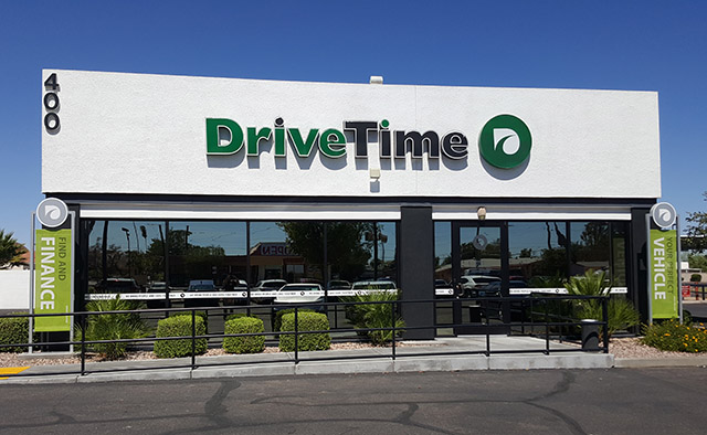 CHANDLER DriveTime Dealership