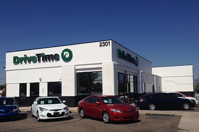TUCSON DriveTime Dealership