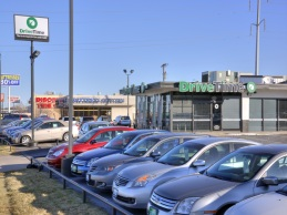 PLANO DriveTime Dealership