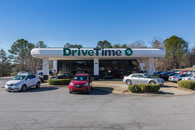 MACON DriveTime Dealership