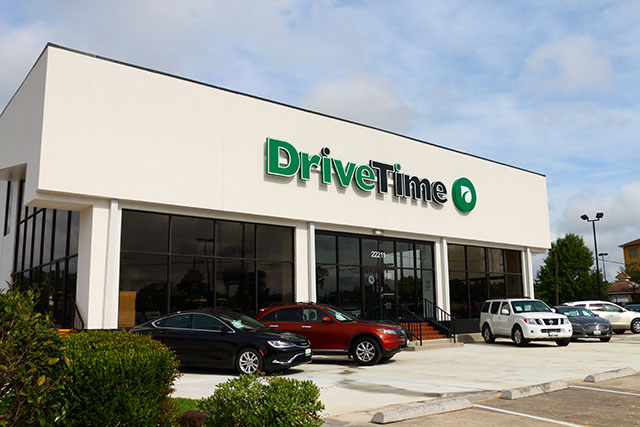 KINGWOOD DriveTime Dealership