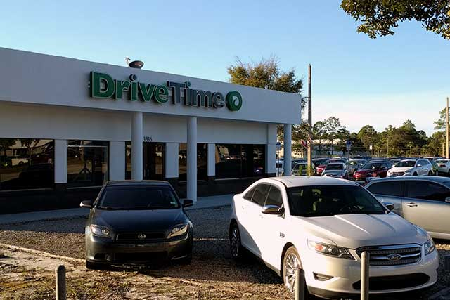 GAINESVILLE DriveTime Dealership