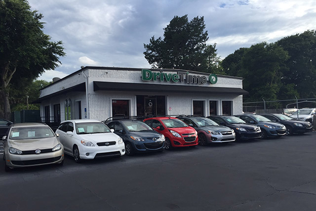 ATLANTIC DriveTime Dealership