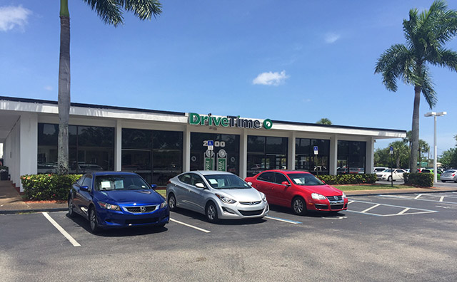 LAUDERDALE LAKES DriveTime Dealership