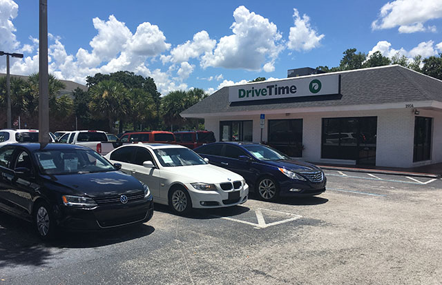 SANFORD DriveTime Dealership
