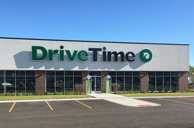 HICKORY HILLS DriveTime Dealership