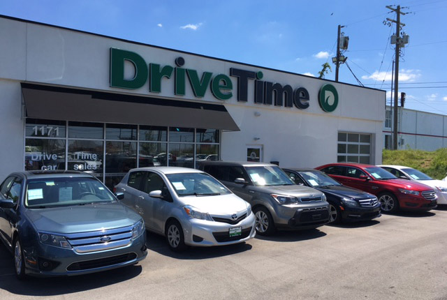 NEW CIRCLE ROAD DriveTime Dealership