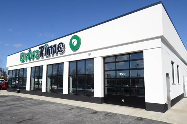 LAUREL DriveTime Dealership