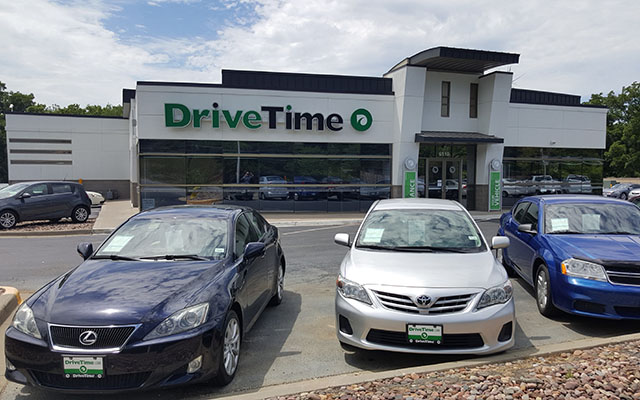 GLADSTONE DriveTime Dealership