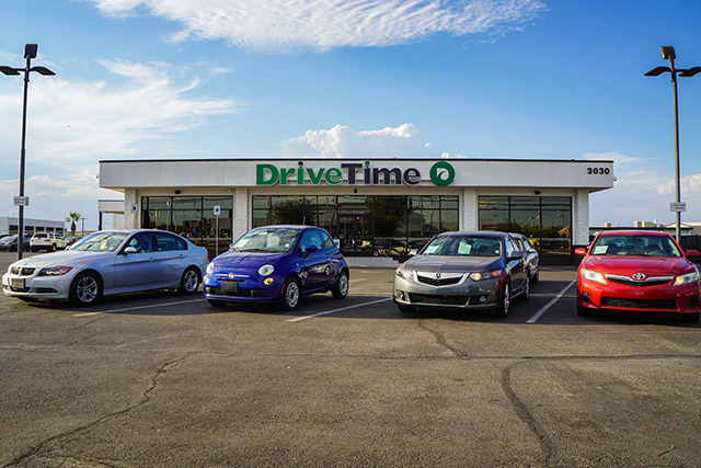 SAHARA DriveTime Dealership