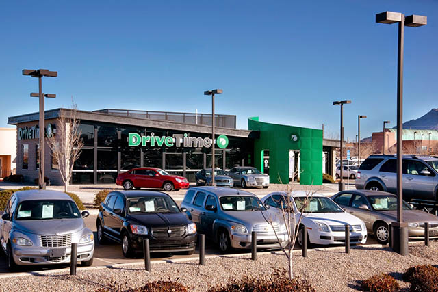 NORTH ALBUQUERQUE DriveTime Dealership