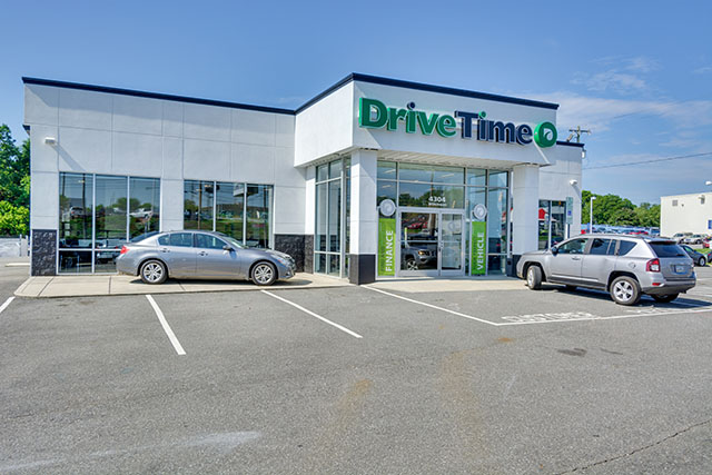 GASTONIA DriveTime Dealership