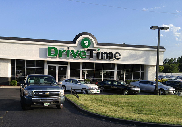 ROUTE 66 DriveTime Dealership