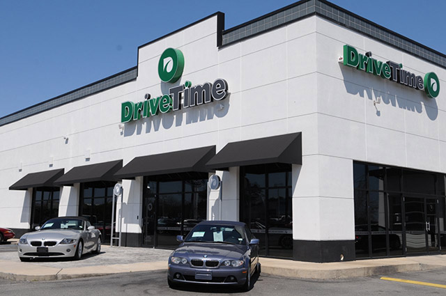 GREYSTONE BLVD DriveTime Dealership