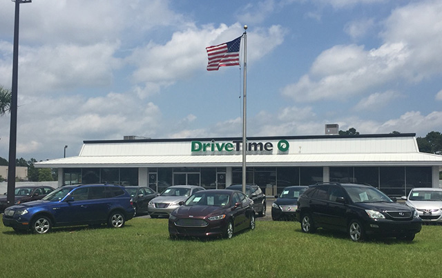 MYRTLE BEACH DriveTime Dealership