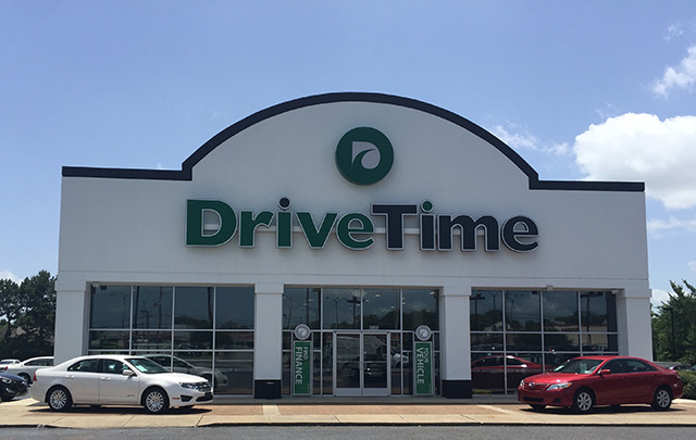 WINCHESTER DriveTime Dealership