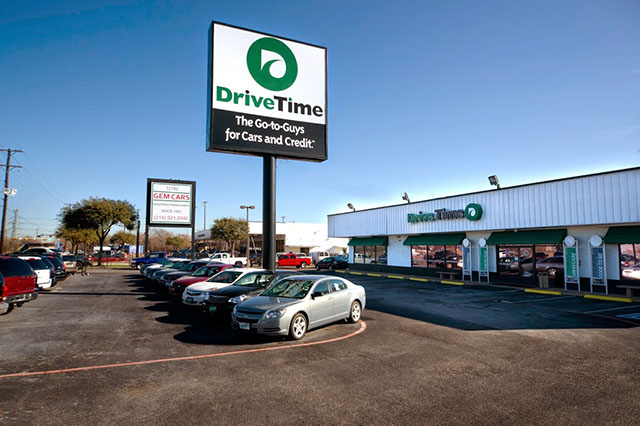 GARLAND ROAD DriveTime Dealership