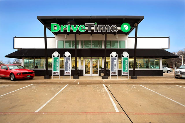 HIGHWAY 121 DriveTime Dealership