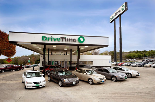 LIVE OAK DriveTime Dealership
