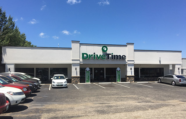 TYLER DriveTime Dealership