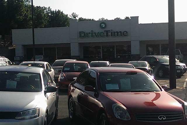 Bad Credit Car Dealerships >> Tyler Used Car Dealership | DriveTime Tyler