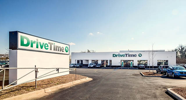 MORROW DriveTime Dealership