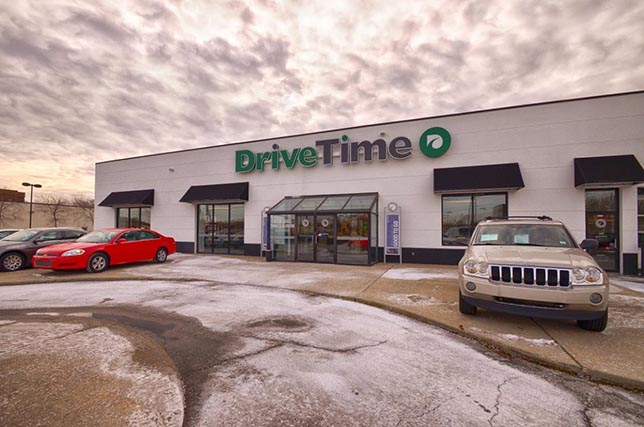 BEECHMONT DriveTime Dealership