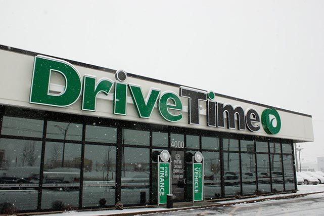 W. COLFAX DriveTime Dealership