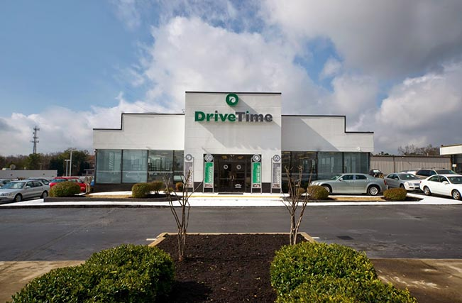 LAURENS ROAD DriveTime Dealership
