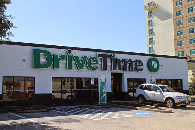KATY FWY DriveTime Dealership