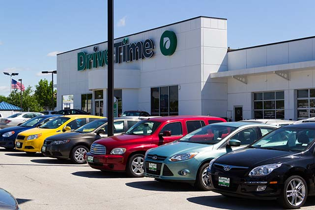 NOLAND ROAD DriveTime Dealership