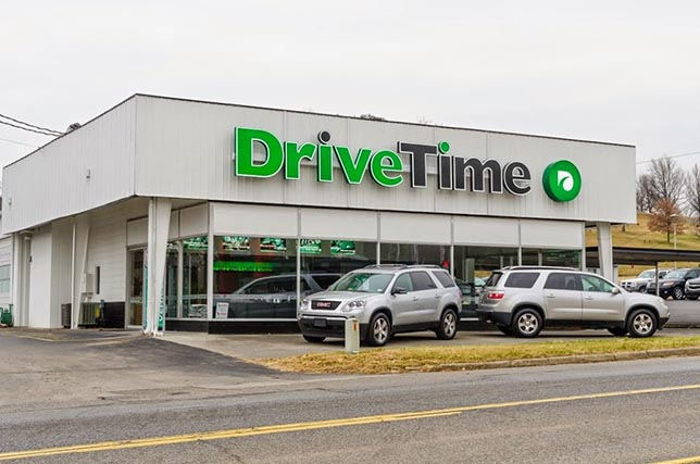 ROANOKE DriveTime Dealership