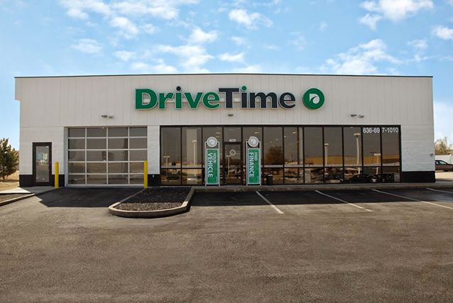 ST. CHARLES DriveTime Dealership