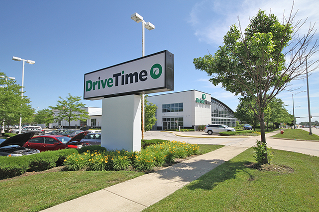 SCHAUMBURG DriveTime Dealership